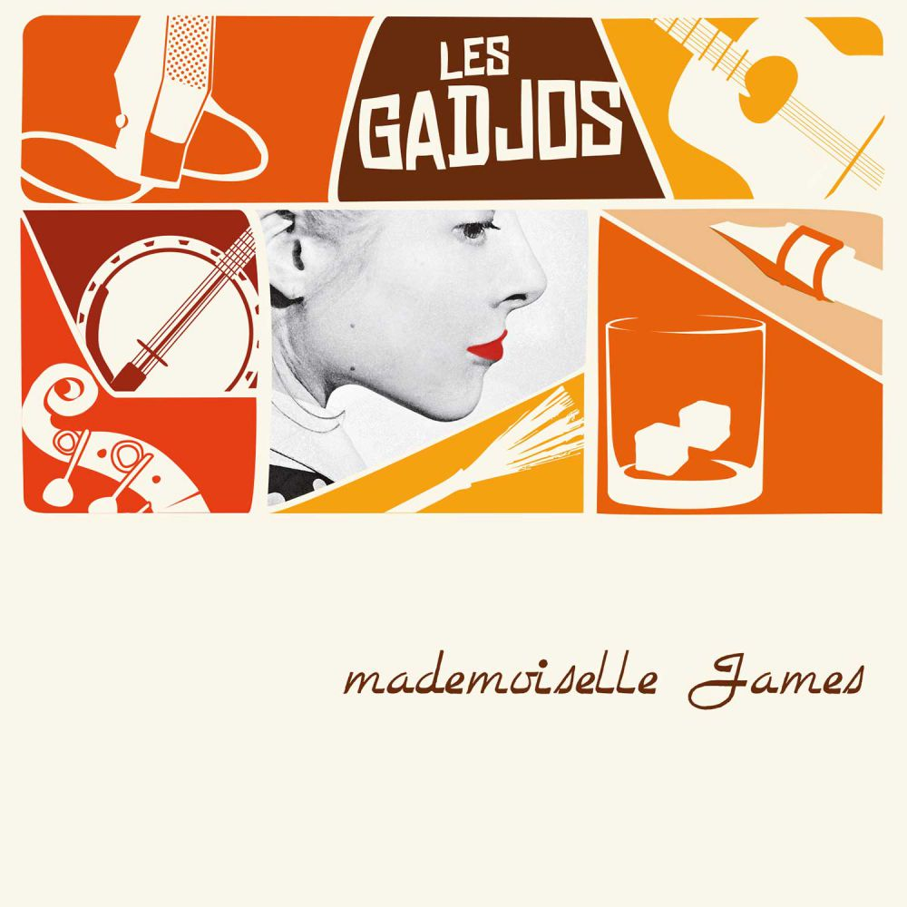 Mademoiselle James
